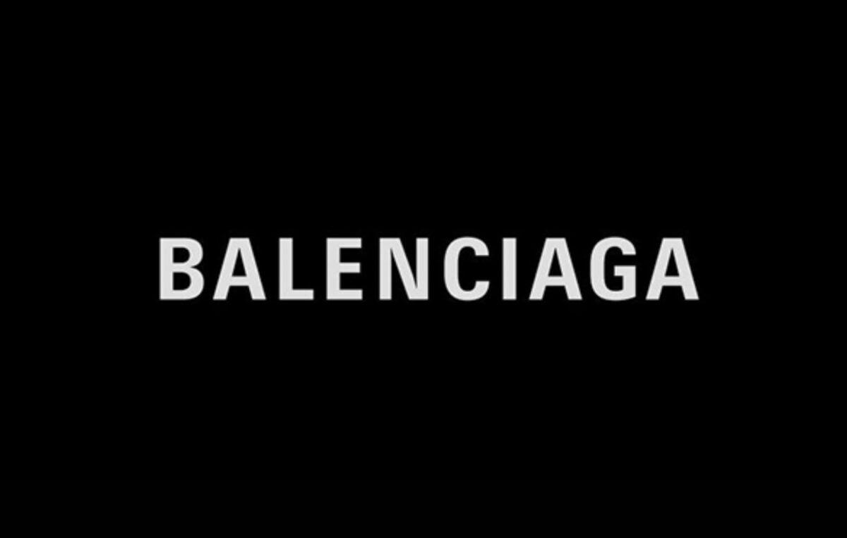 Balenciaga: addio ai social?