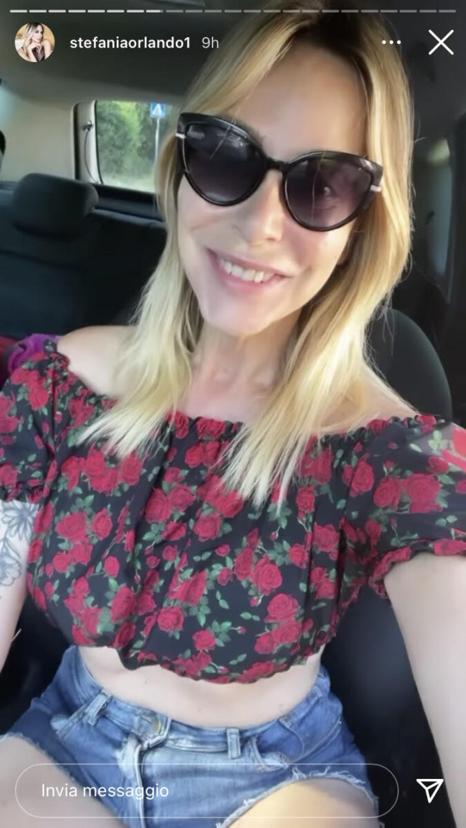 19:00 – Stefania Orlando sensibilizza sullo screening senologico