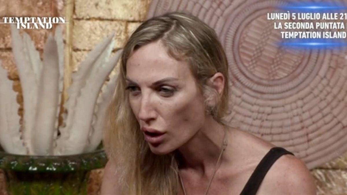 Temptation Island: Valnetina Nulli Augusti furiosa con la Bruganelli