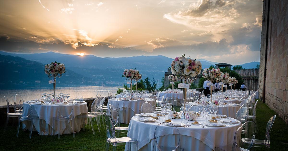 Matrimonio, cibo e bevande: quanti e quali bar per gli ospiti?