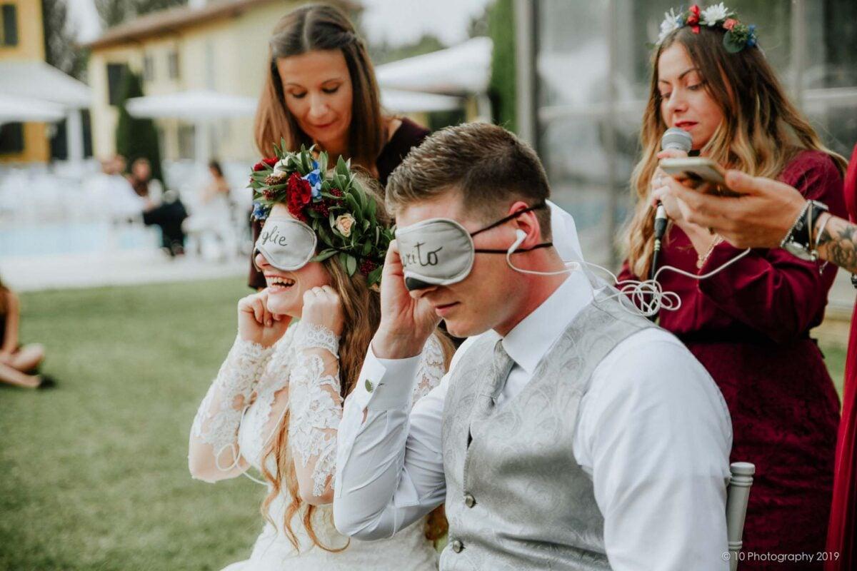 Giochi da matrimonio: idee divertenti per sposi ed invitati