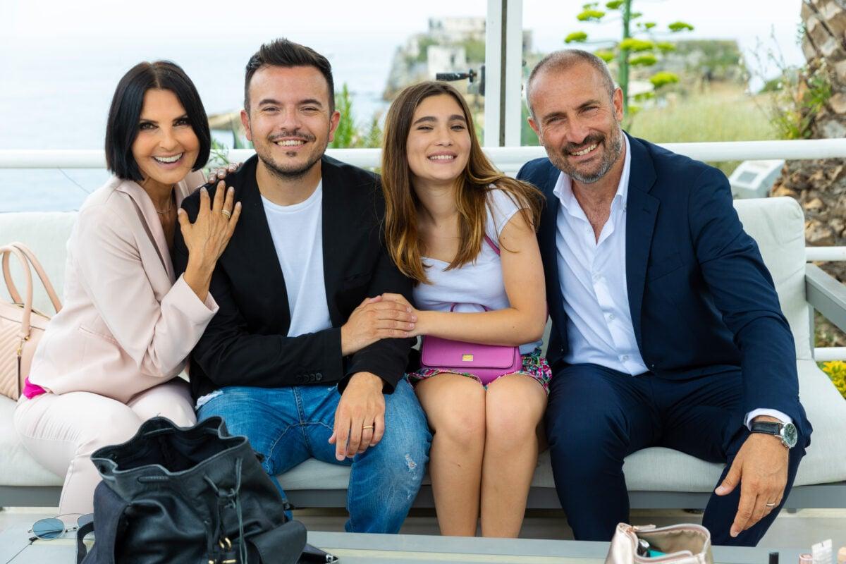 Nina Soldano, Andrea Sannino, Fabiola Balestriere, Giorgio Borghetti