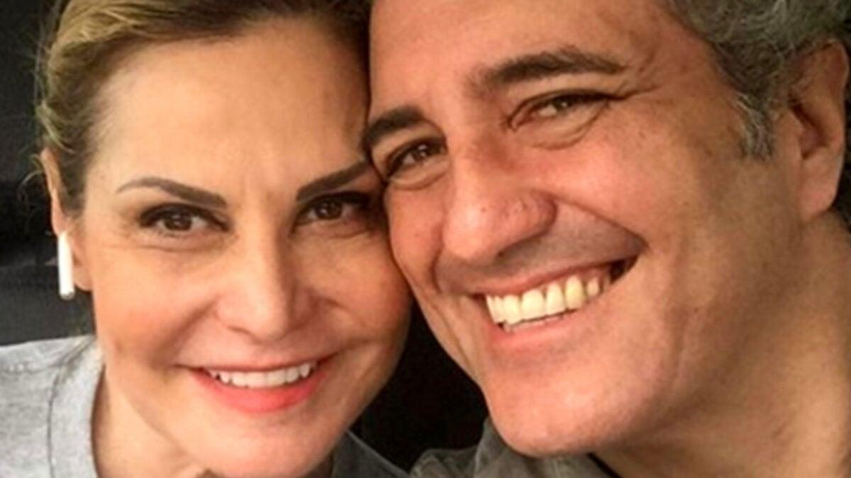Simona Ventura: il compagno Giovanni Terzi è malato