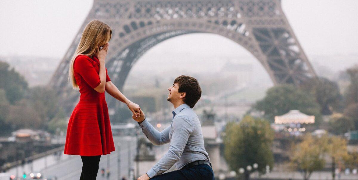 Consigli per lo sposo: dove fare la proposta di matrimonio?