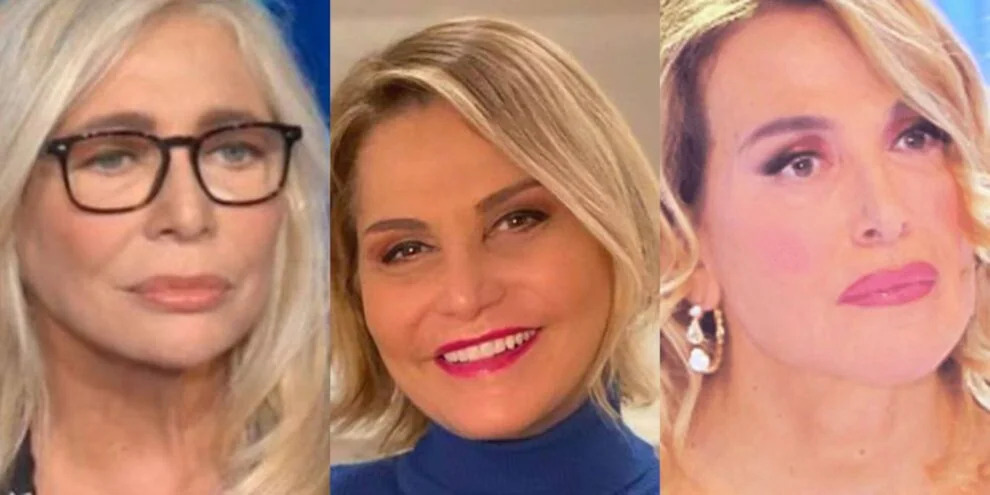Simona Ventura ancora critica con Barbara d'Urso e Venier?