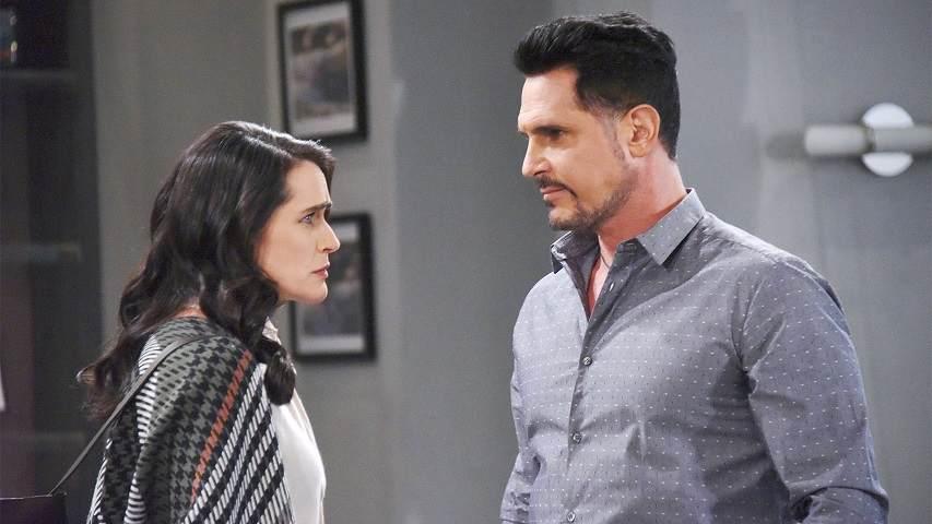 Beautiful anticipazioni settimanali dal 13 al 19 settembre: Bill minaccia Quinn