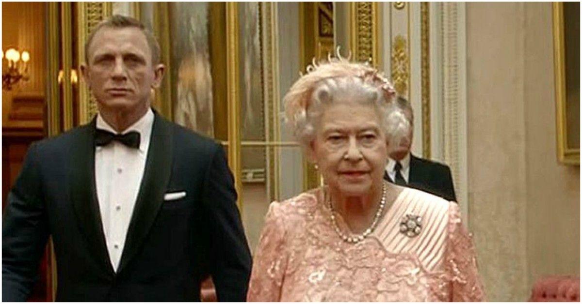 "La Royal Family all'anteprima del nuovo ""007 – No Time To Die"""