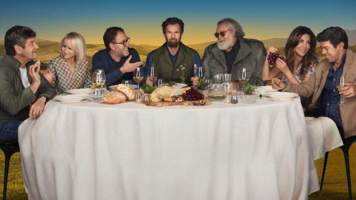 "Prime Video, ""Dinner Club"": data d'uscita, programma e ospiti"