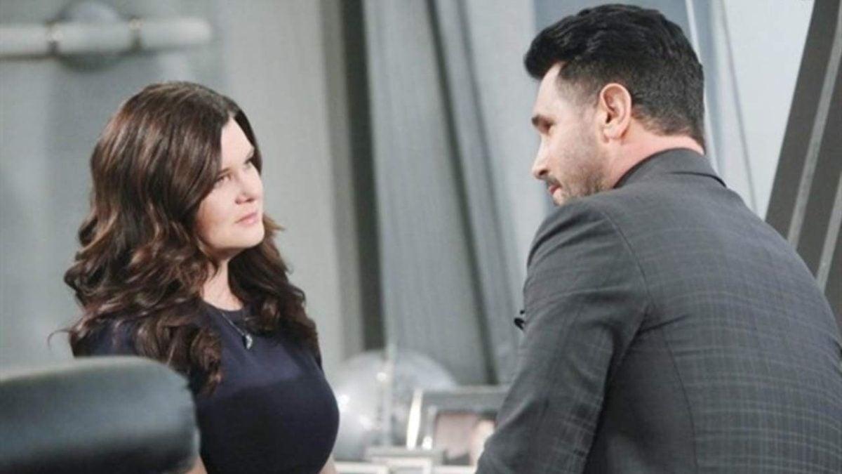 Beautiful anticipazioni oggi, 11 settembre: Katie dice addio a Bill