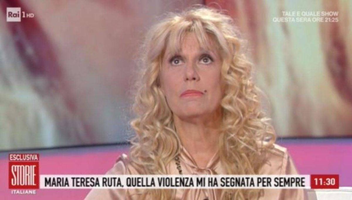 Storie italiane, Maria Teresa Ruta drammatica violenza