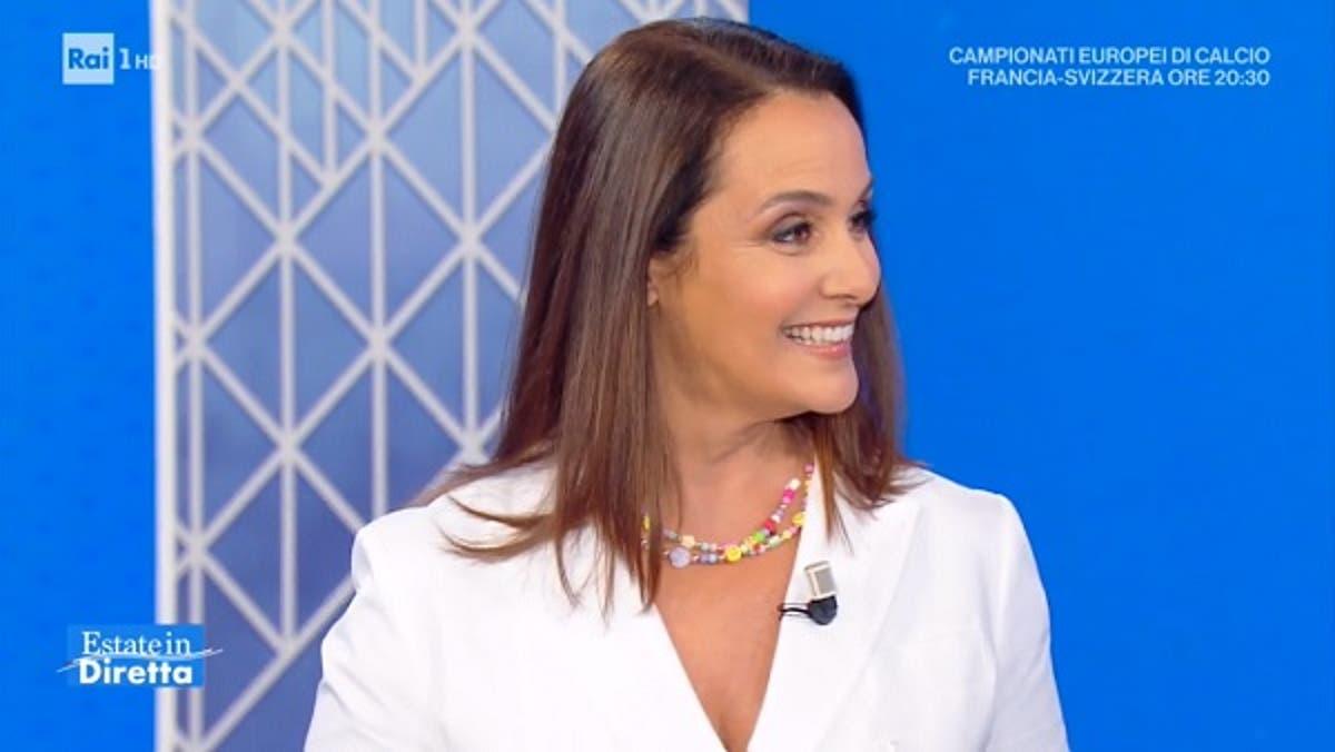 Estate in diretta, Roberta Capua incoronata in diretta