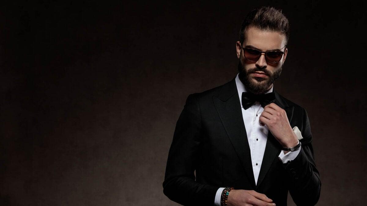 Consigli per lo sposo: i migliori occhiali da sole per il matrimonio