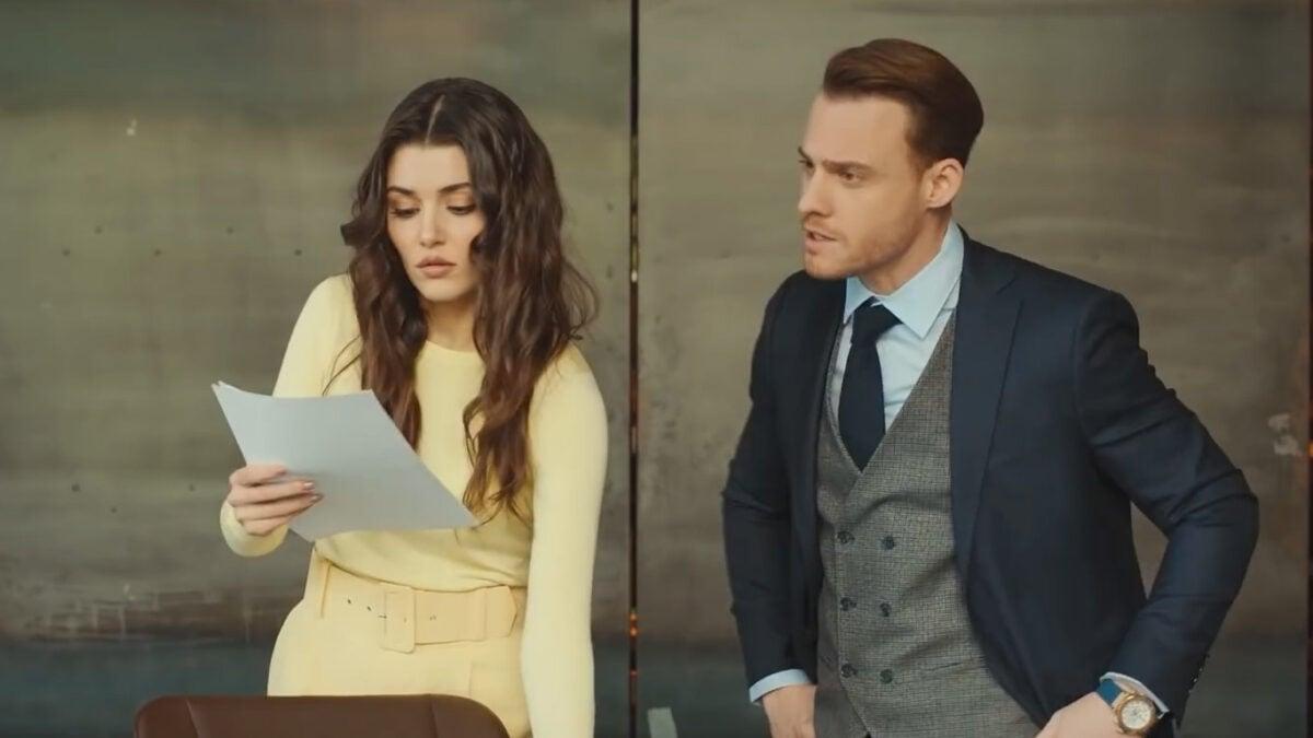 Love is in the Air, anticipazioni oggi 22 ottobre: Aydan e Ayfer pronte a fuggire
