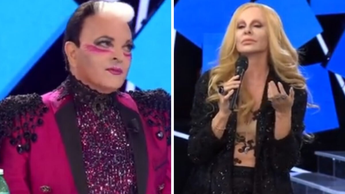 Tale e Quale Show: Malgioglio contro Alba Parietti