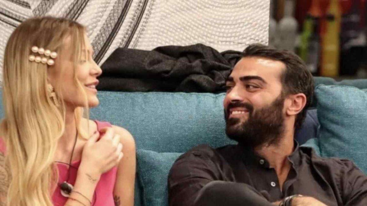 GF VIP: Sophie scarica Gianmaria Antinolfi, ma lui non sa nulla